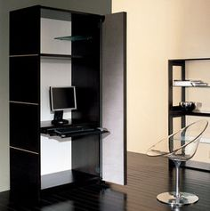 1000 id es sur le th me meuble ordinateur sur pinterest. Black Bedroom Furniture Sets. Home Design Ideas