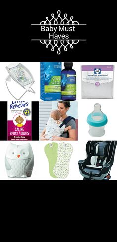 10 Baby Registry Must Haves