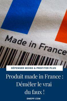 Acheter made in France est une expression qu'on entend depuis plusieurs années. Mais peut-on réellement se nourrir, s'habiller, s'équiper uniquement en produits 100% Français ? Et surtout à quel prix ? Dans cet article, nous allons aborder 4 domaines correspondant aux grands axes de consommations courantes. Pour chaque domaine, nous verrons comment reconnaître un produit made in France et quel impact cela a t'il sur le prix.