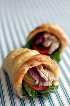 Cornucopia Bread Rolls
