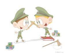 This reminds me of Peter Pan. :)