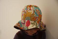 Poésies tactiles: Tuto du joli chapeau
