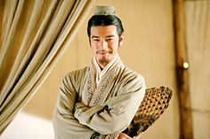 Takeshi Kaneshiro stars as Zhuge Liang in Magnolia Pictures' Red Cliff (2009)