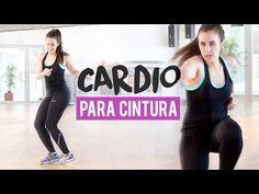 Reducir cintura y abdomen | Ejercicios de cardio - YouTube