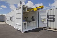 880 Best Container Garages Workshops Images Shipping