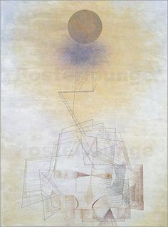 Paul Klee - Grenzen des Verstandes. 1927
