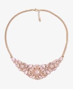 This necklace comes in mint. They have a ton of mint colored jewelry that is cute and cheap at Forever 21.