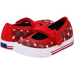 red Hello Kitty Keds