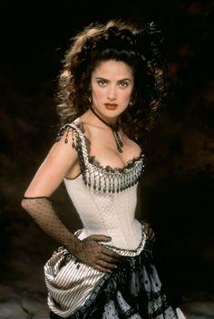 "Salma Hayek corset - Another favorite from ""Wild Wild West"""