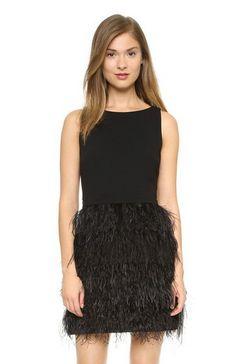 lenoria fringe dress