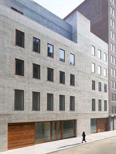 Selldorf Architects / david zwirner 20th street . new york: