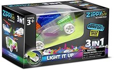 The Laser Pegs Sets: Can Work with Legos Imagine Lego sets with the enhancement of lighting from within. That is essentially what Laser Pegs Sets are. They have pegs that add light to the item from within.