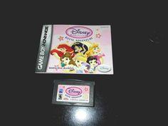 #gameboy advance disney princess royal adventure game from $5.81