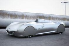 The Stromlinie 75 Concept Car 2013 Auto Union Type C,