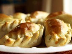 Receta: empanadas de jamón y queso