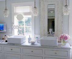 Bathroom - I love these sinks