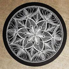 Mandala 050316. #mandala #zendala #zentangle #zendoodle #doodle #doodleart #art…
