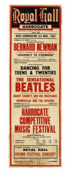 The Beatles in concert [Posters] - Taringa!