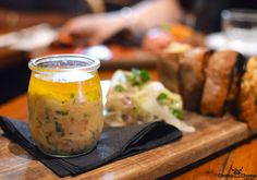 Cantina 663 Mt Lawley: Smoked salmon rillettes
