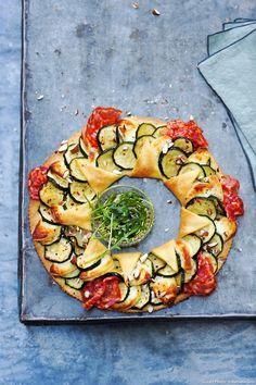 Changez la forme de vos tartes pour apporter un peu d'originalité à votre cuisine au quotidien...