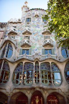 I need to go back to Barcelona soon!