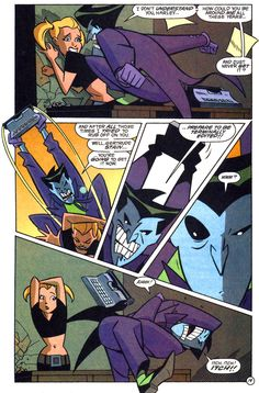 Gutted Joker- Harley Quinn Romance Page 3