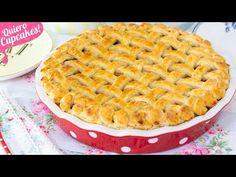 PIE DE MANZANA | APPLE PIE | Quiero Cupcakes! - YouTube Apple Pie Cheesecake, Cheesecake Recipes, Smiths Bakery, Individual Pies, How To Make Pie, Cottage Pie, Pie Dish, No Bake Cake, I Foods
