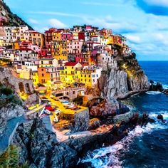 9 Of The World's Most Colourful Towns To Add To Your Bucket List