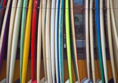 Original art for sale at UGallery.com | Surfboards by Jack Androvich | $225 | photography
