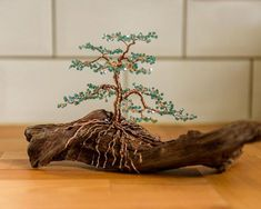 Artist Turns Metal Wire into Bonsai Trees That Will Live Forever Wall Art copper wall art Copper Wall Art, Leaf Wall Art, Metal Tree Wall Art, Metal Wall Decor, Metal Art, Bonsai Wire, Wire Tree Sculpture, Tree Wall Decor, Art Decor