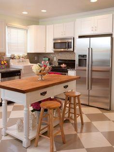 Da série: quem casa quer casa & Dicas para uma cozinha moderna