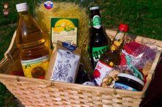 Košice, debničkový predaj, darčeková debnička, svadobná debnička, Sladký košík, sirup, džem, olej