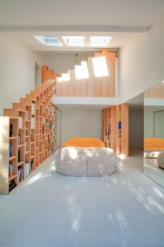 Bookworms: your dream home has arrived
