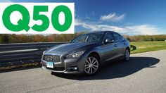 Infiniti packs plenty of power into their Q50; most come with a twin-turbo V6, for the price of competing four-cylinders. But the Q50 has trouble keeping up with the refinement found in other luxury sedan rivals.