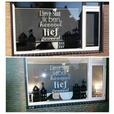 Chalkpaint windowdrawing by Krijtstifttekening Chalk Paint, Etsy Seller, Community, Creative, Chalk Painting