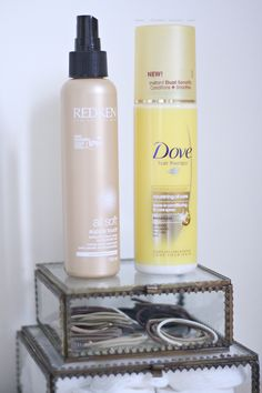 Redken Leave in conditioner dupe! | Budget Beauty.