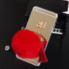 Hot and Sexy Cell Phone Cases. Fur Ball , For iPhone