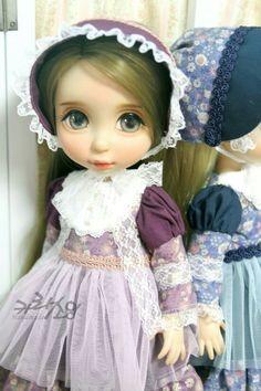 #카라소잉 #베이비돌옷 #dolloutfits #dolldress #디즈니베이비돌 #designedbycara #animatordoll