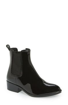 Jeffrey Campbell 'Stormy' Rain Boot (Women) available at #Nordstrom