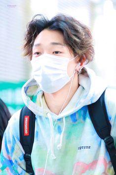 Double B, E Dawn, Airport Style, Mamamoo, Monsta X, Bobby, Kimbap, Kpop, Men