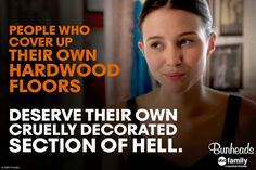 Cruelly decorated section of hell ~ Bunheads Quotes ~ #bunheads #bunheadsquotes