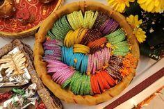 dala full of churis Indian Wedding Gifts, Desi Wedding Decor, Indian Wedding Planning, Wedding Stage Decorations, Wedding Mandap, Engagement Decorations, Backdrop Decorations, Wedding Crafts, Mehendi Decor Ideas