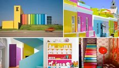 Bright Home Decorating Colors