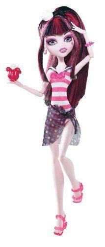 Monster High Skull Shores Draculaura Doll coupon| Games Information