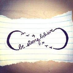 quite possibly my text tattoo.. i love this
