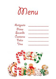 segnaposto natalizi da stampare - Cerca con Google