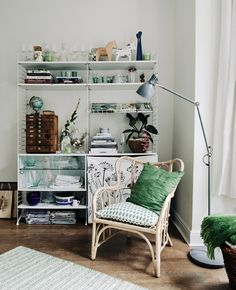 Match the decor of your living room on your way of life