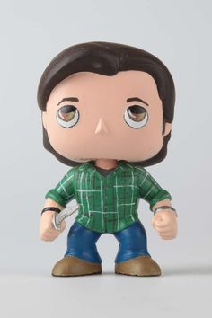 Supernatural Sam Winchester  Custom Funko Pop by SupernaturalPops