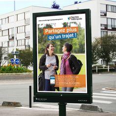 Campagnes d'affichage avec nos ambassadeurs Tv, Billboard, Relationship, Television Set, Television