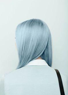 Azulzinho totalmente homogêneo